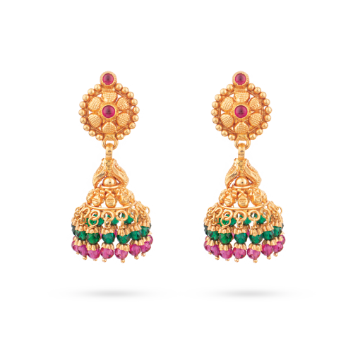 Manganesh  Traditional Jhumka