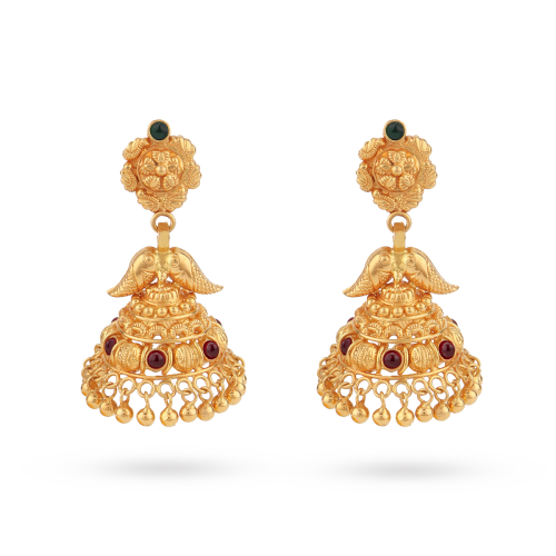 Mukutha-traditional-jhumka