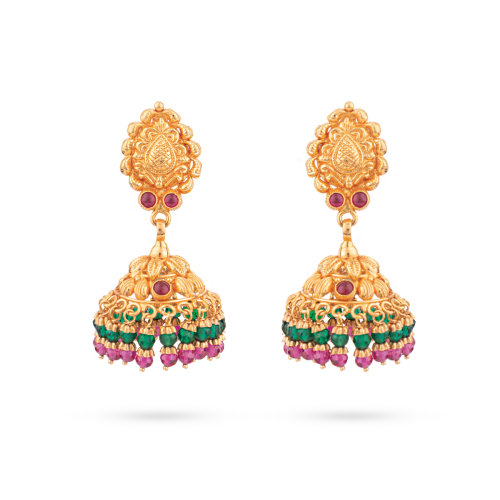 Kajol Traditional Jhumka