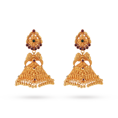 Agamjot Traditional Jhumka