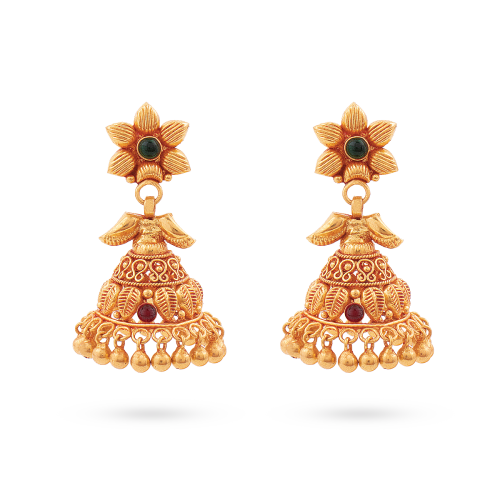 Amritha Traditional Jhumka