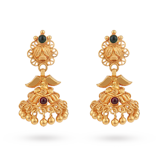 Lata Traditional Jhumka