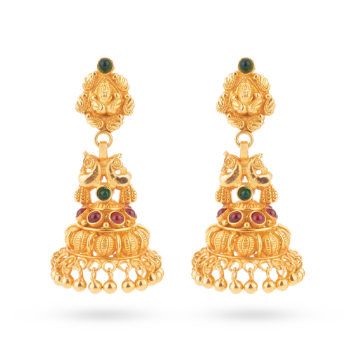 Vaanya Traditional Jhumka