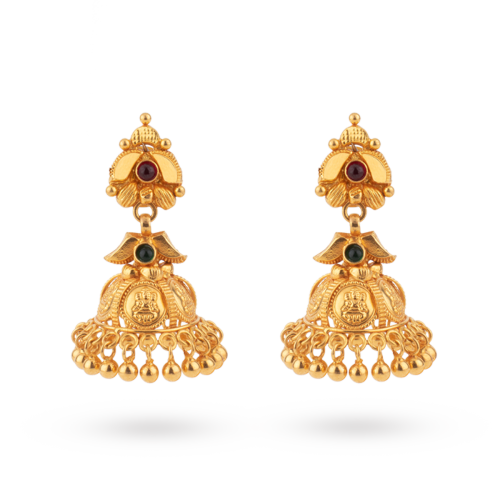 Bahula Traditional Jhumka