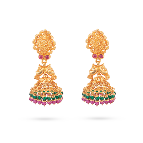 Shakthi Traditional Jhumka