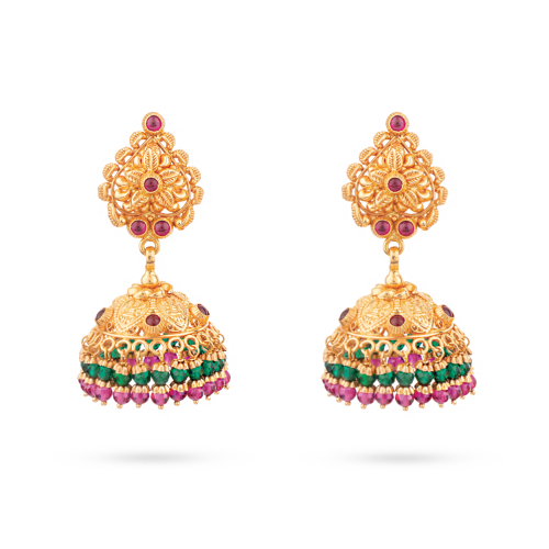 Swarana Traditional Jhumka