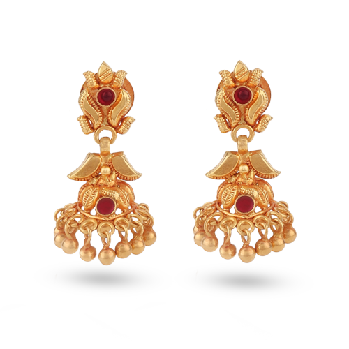 Trisha Traditional Jhumka