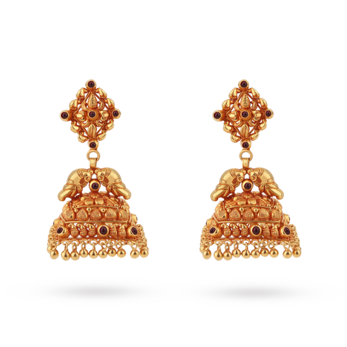 Anamika Traditional Jhumka