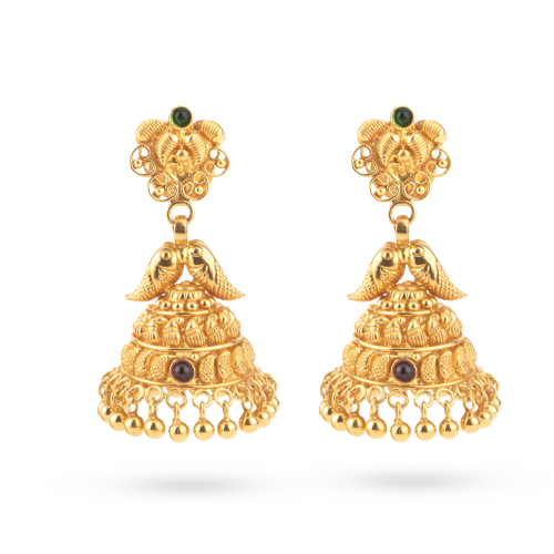 Jagriti Traditional Jhumka