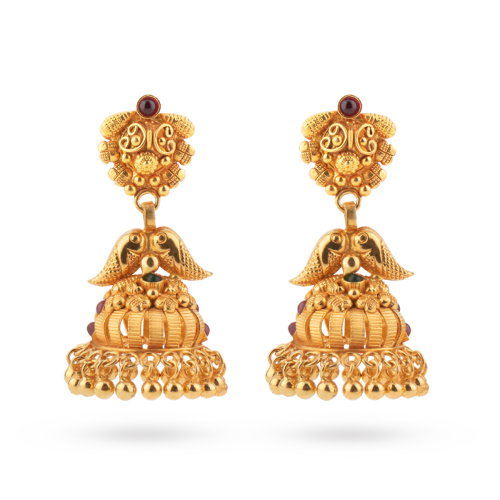 Jigyasa Traditional Jhumka