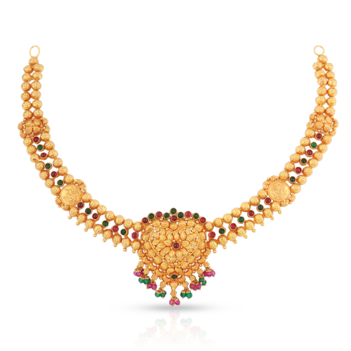 Poorvi Traditional Necklaces
