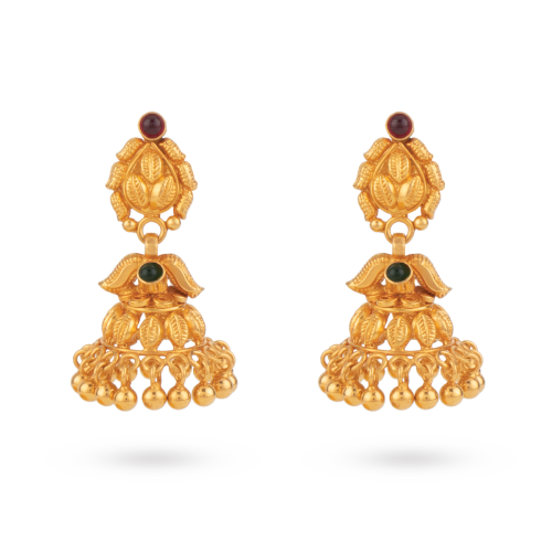 Supriya Traditional Jhumka