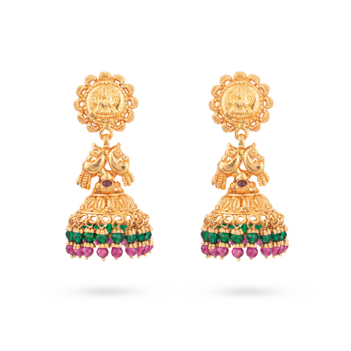 Kaamini Traditional Jhumka