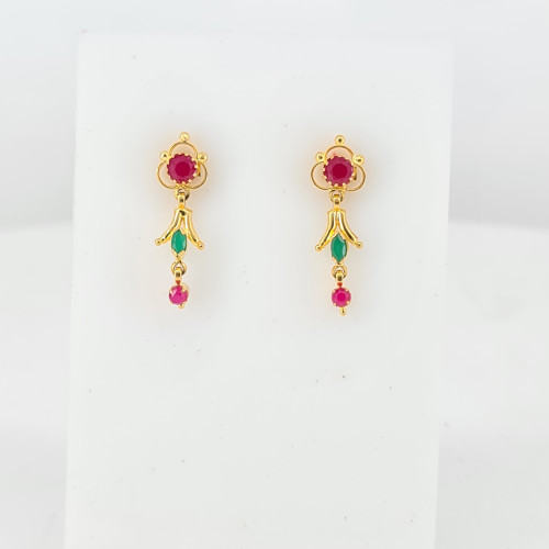 Gold Earrings 40