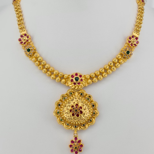 Kolkata Necklace 01