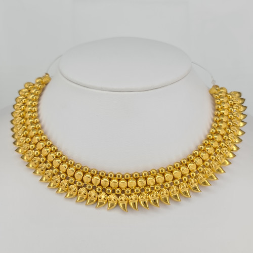 Kerala Fancy Necklace 05