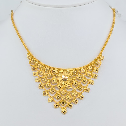Kerala Fancy Necklace 02