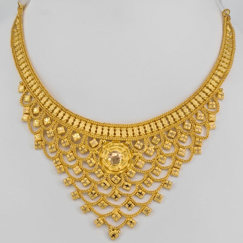 Kerala Fancy Necklace 06