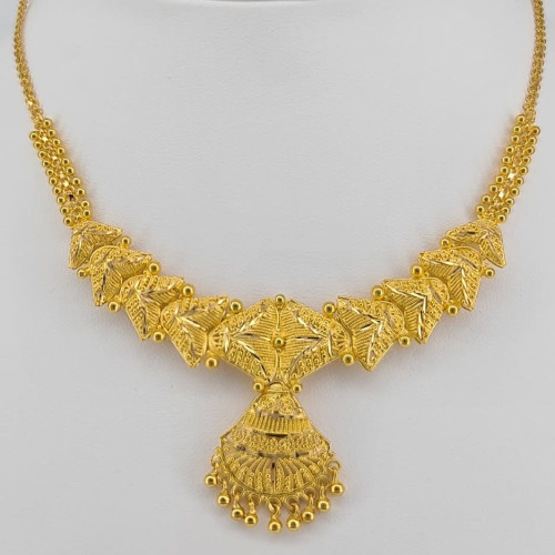 Kerala Fancy Necklace 03