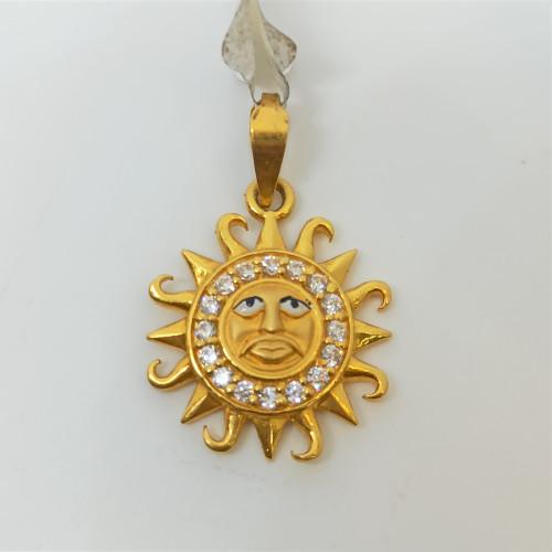 Surya Cz Pendant