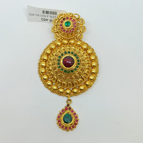 Kanika Traditional Pendant