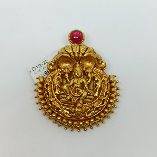 Murugan Antique Pendant