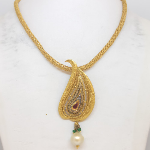 Hansika Necklace