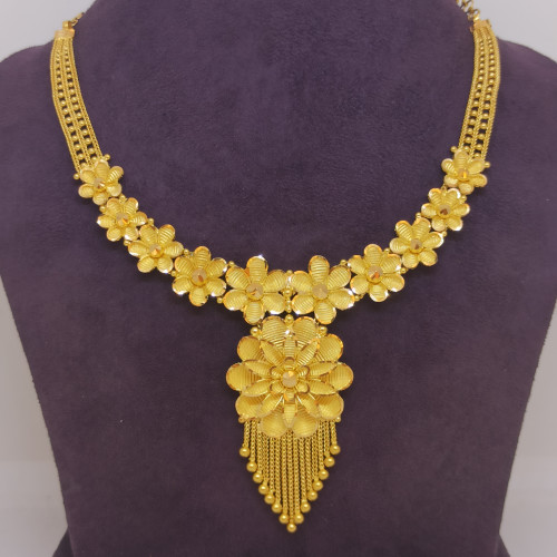 Dhanishta Necklace