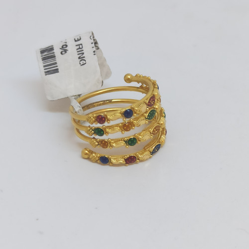 Colour Stones Ring