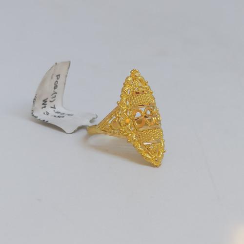 Radha Plain Ring