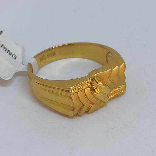 Suresh Plain Ring