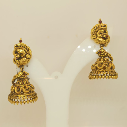 Vasavi Antique Jhumka