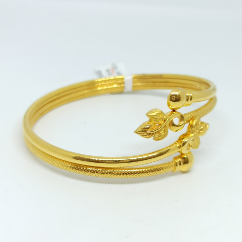 Spiral Waves Gold Kada