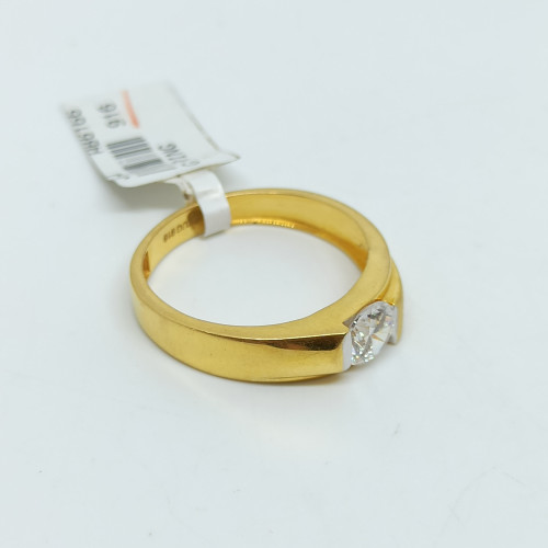 Umesh Cz Ring