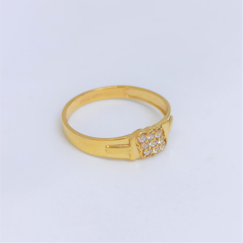 Yashesh Cz Ring