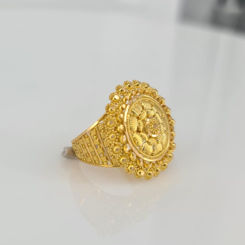 Designer Gold Ring 12