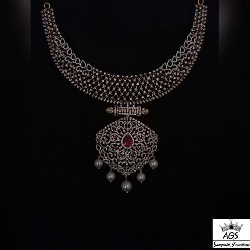 Swarovski Fancy Necklace