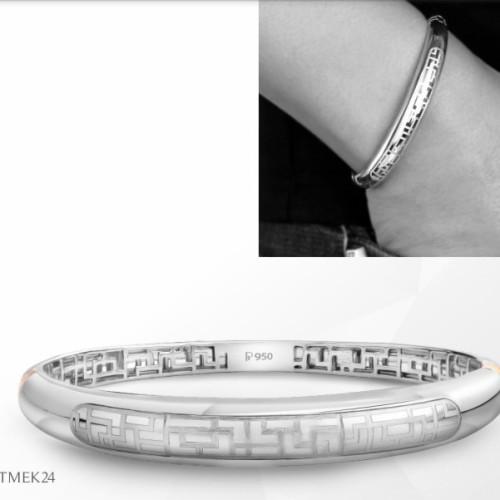 Platinum Stylish Bracelet