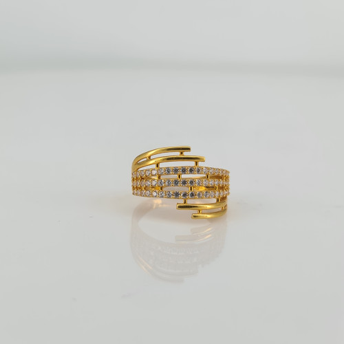 Designer Gold Ring 15