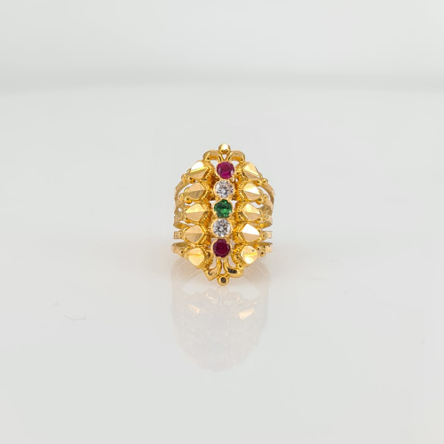 Coimbatore Fancy Gold Ring