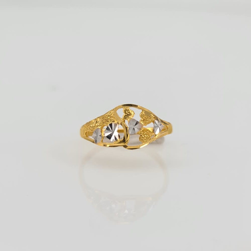 Fancy Gold Ring 03