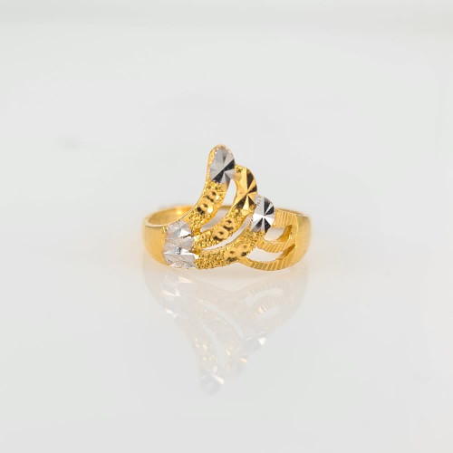 Fancy Gold Ring 02
