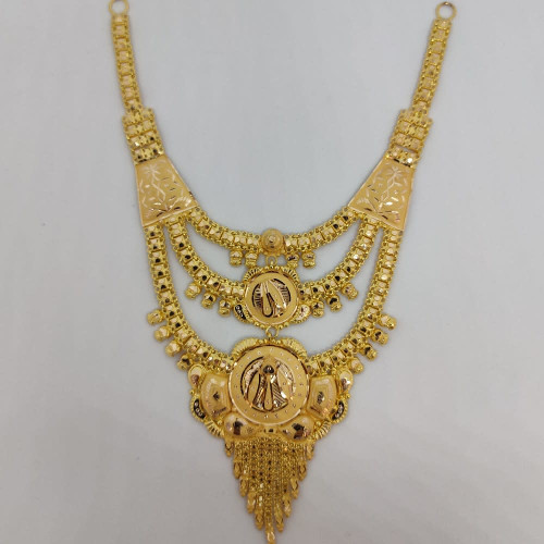 Lapa Step Necklace