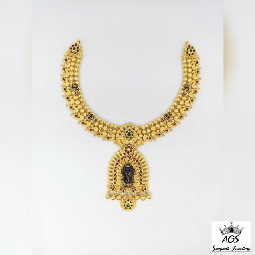 Semi Antique Necklace