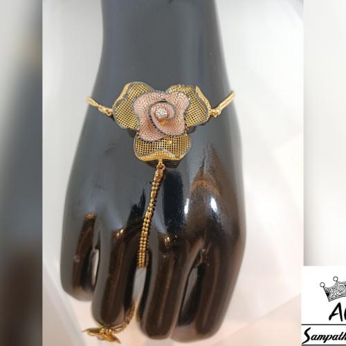 Rose Gold Mehandi 1