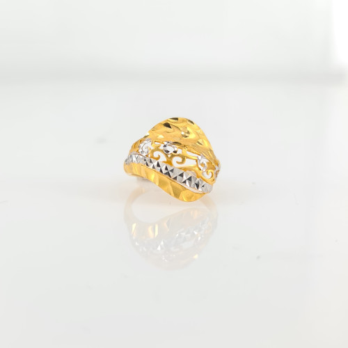 Fancy Gold Ring 05