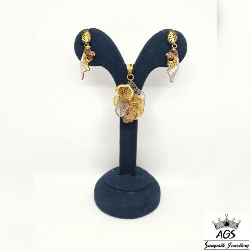 Rose Gold Pendant Sets