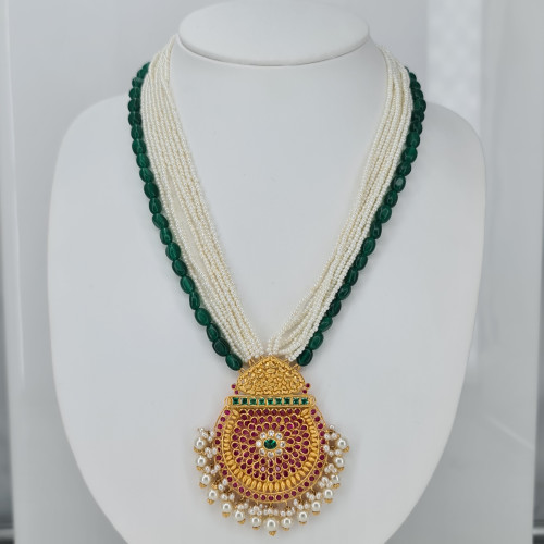 Hyderabadi Necklace
