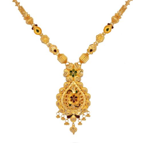Gopuram Necklace