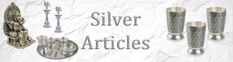 silver articles
